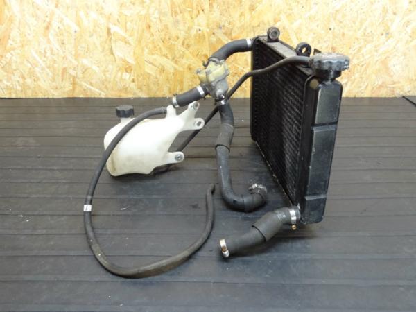 【141025】NSR250R(MC18)◇ラジエーター ラジエター サブタンク | 中古バイクパーツ通販・買取 ジャンクヤード鳥取 JunkYard