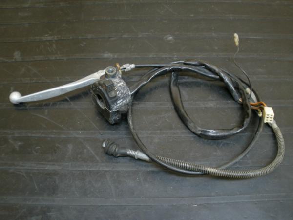 【141004】Z250LTD(KZ250G)◎ハンドルスイッチ左ライトスイッチ | 中古バイクパーツ通販・買取 ジャンクヤード鳥取 JunkYard