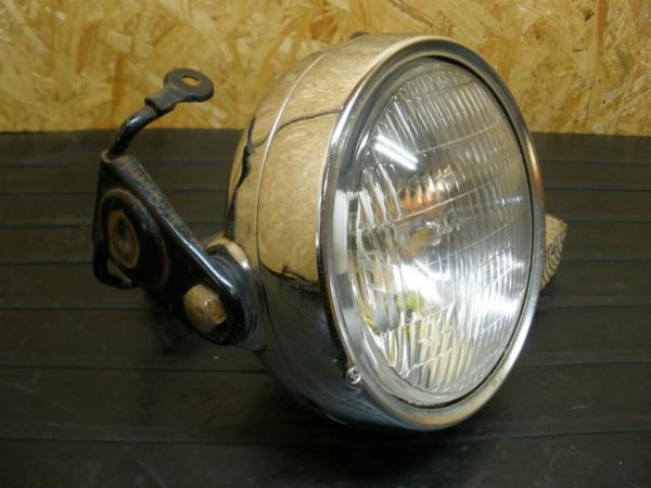 【141004】Z250LTD(KZ250G)◎ヘッドライト ステー レンズ | 中古バイクパーツ通販・買取 ジャンクヤード鳥取 JunkYard