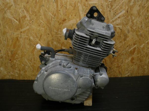 【141004】Z250LTD(KZ250G)◎エンジン セル 始動確認済 | 中古バイクパーツ通販・買取 ジャンクヤード鳥取 JunkYard