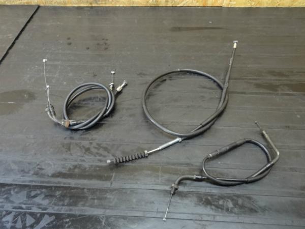 【150122】NS400R(NC19)◆ワイヤーセット アクセル クラッチ | 中古バイクパーツ通販・買取 ジャンクヤード鳥取 JunkYard