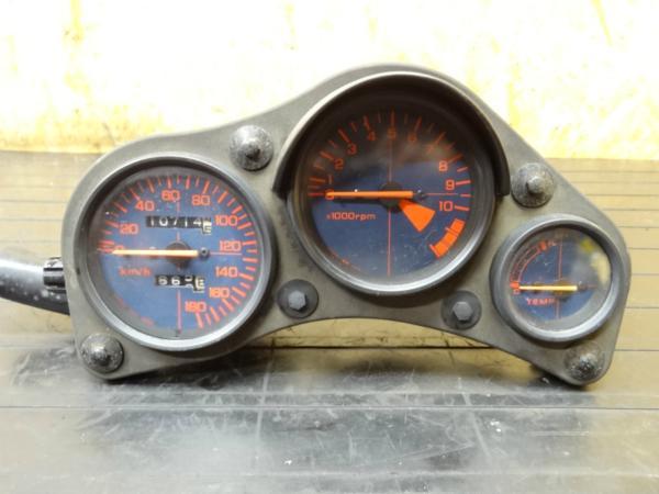 【150122】NS400R(NC19)◆スピードメーターユニット タコ 水温計 | 中古バイクパーツ通販・買取 ジャンクヤード鳥取 JunkYard