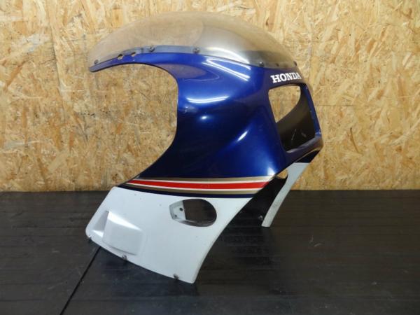 【150122】NS400R(NC19)◆アッパーカウル スクリーン フロント | 中古バイクパーツ通販・買取 ジャンクヤード鳥取 JunkYard