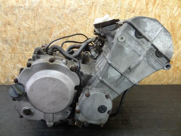 【141210】ZXR400(ZX400H)◎エンジン 始動確認後取外   中古バイクパーツ通販・買取 ジャンクヤード鳥取 JunkYard