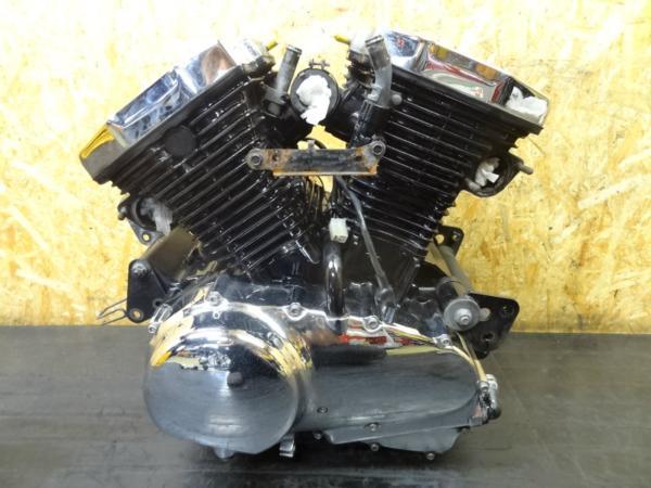 【150323】バルカン400(VN400A)◎エンジン クランキングOK難有 | 中古バイクパーツ通販・買取 ジャンクヤード鳥取 JunkYard