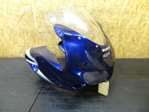 【150407】SV400S(VK53A)◆アッパーカウル スクリーン フロント | 中古バイクパーツ通販・買取 ジャンクヤード鳥取 JunkYard