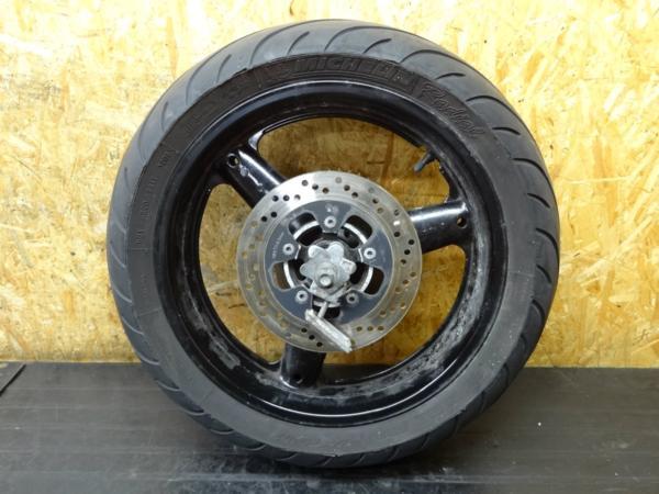 【150407】SV400S(VK53A)◆リアホイール アクスルシャフト | 中古バイクパーツ通販・買取 ジャンクヤード鳥取 JunkYard