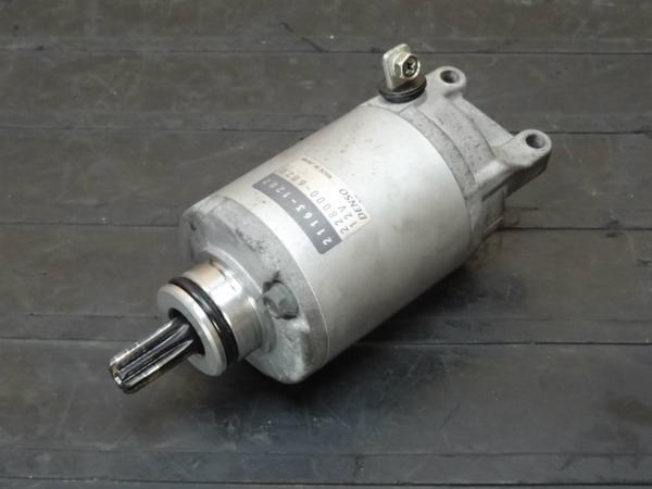 【150423】GSX250FX(ZR250C)◆セルモーター スターターモーター | 中古バイクパーツ通販・買取 ジャンクヤード鳥取 JunkYard