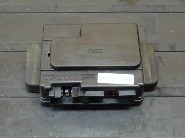 【150423】GSX250FX(ZR250C)◆ジャンクションボックス フューズ | 中古バイクパーツ通販・買取 ジャンクヤード鳥取 JunkYard