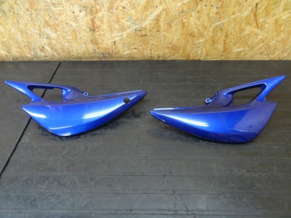 【150423】GSX250FX(ZR250C)◆サイドカバー 左右 カウル | 中古バイクパーツ通販・買取 ジャンクヤード鳥取 JunkYard