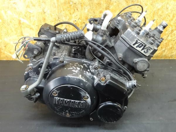 【150910】RZ250R(29L)◇エンジン 排気デバイス キックペダル | 中古バイクパーツ通販・買取 ジャンクヤード鳥取 JunkYard