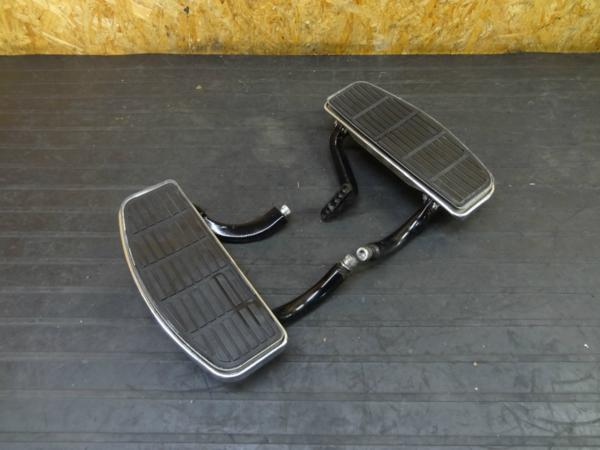 【151201】FLHTCU1340◆ステップボード 左右【FLHTC ツーリング   中古バイクパーツ通販・買取 ジャンクヤード鳥取 JunkYard