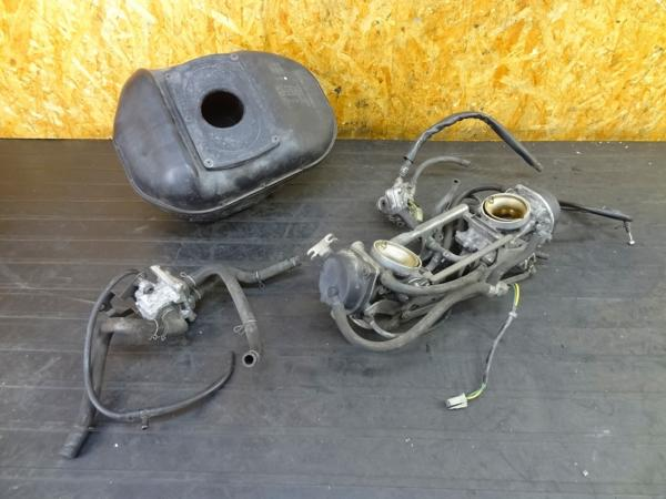 【160204】SV400(VK53A)◎キャブレター ポンプ エアクリーナー | 中古バイクパーツ通販・買取 ジャンクヤード鳥取 JunkYard