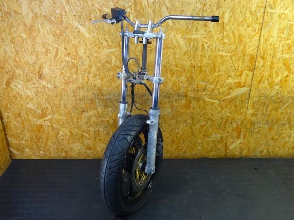 【160204】SV400(VK53A)◎フロントASSY フォーク ホイール 等 | 中古バイクパーツ通販・買取 ジャンクヤード鳥取 JunkYard