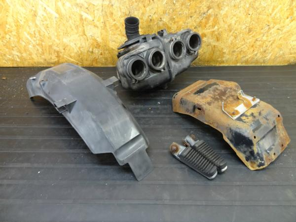 【160715】GSX750S刀-3型(GR72A)◆エアクリ ステップ フェンダー | 中古バイクパーツ通販・買取 ジャンクヤード鳥取 JunkYard