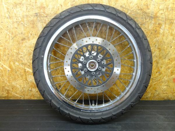 【160819】ST250(NJ4AA)◇フロントホイール 18×1.85 タイヤ | 中古バイクパーツ通販・買取 ジャンクヤード鳥取 JunkYard