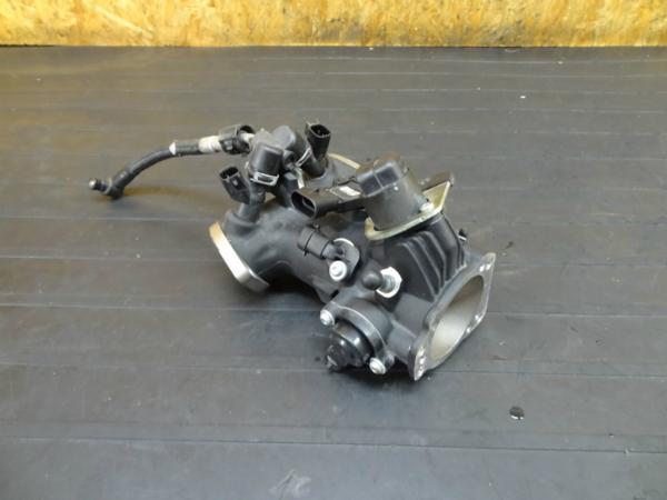 【161005】FXST1580◆スロットルボディ インジェクター【TC96   中古バイクパーツ通販・買取 ジャンクヤード鳥取 JunkYard