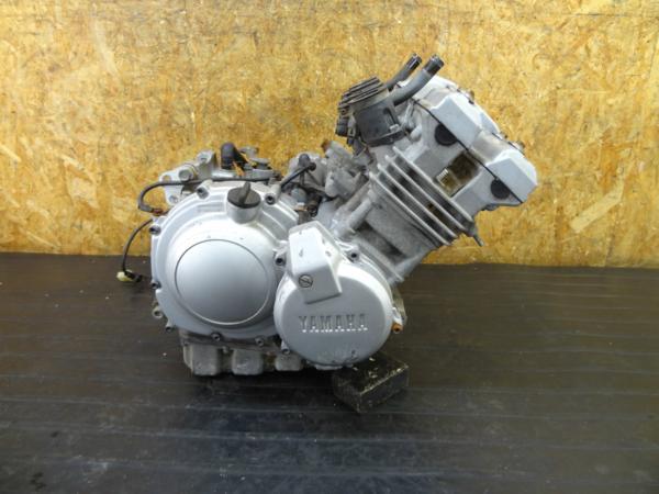 【170305】FZR250(2KR)◆エンジン 初爆 セルモーター付き 部品取りに? | 中古バイクパーツ通販・買取 ジャンクヤード鳥取 JunkYard
