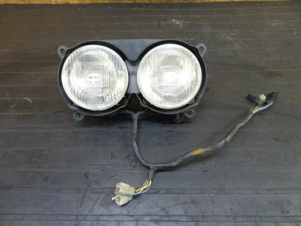 【170305】FZR250(2KR)◆ヘッドライト レンズ ケース | 中古バイクパーツ通販・買取 ジャンクヤード鳥取 JunkYard