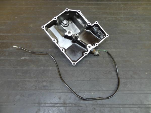 【170417】GSX400インパルス(GK79A-105)◆オイルパン カバー 【エンジン | 中古バイクパーツ通販・買取 ジャンクヤード鳥取 JunkYard