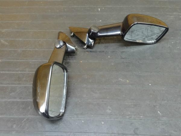 【170810】ZZR1100(ZXT10D-021)◆純正ミラー カウリングミラー 左右 | 中古バイクパーツ通販・買取 ジャンクヤード鳥取 JunkYard