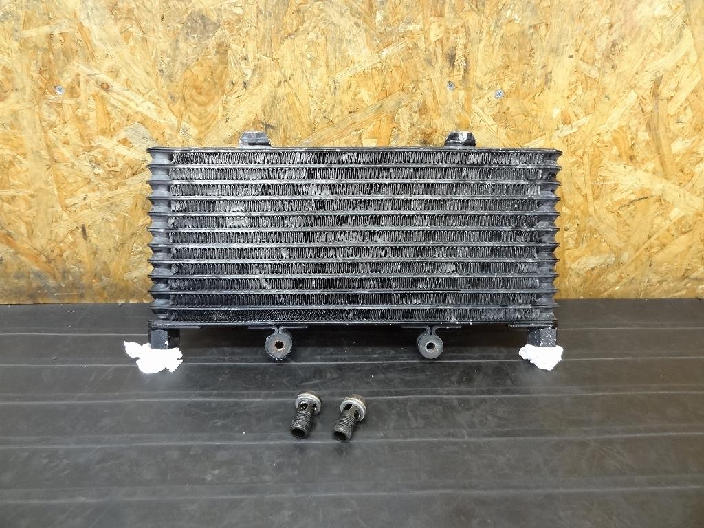 【180414.A】GSX-R1100?(GV74A?)●オイルクーラー ジャンク | 中古バイクパーツ通販・買取 ジャンクヤード鳥取 JunkYard