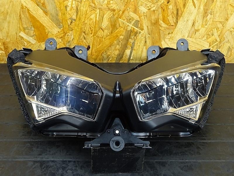 【191015.K】Ninja250(EX250P-A03)★ ヘッドライト ヘッドライトケース ヘッドライトカバー 【NINJA ニンジャ | 中古バイクパーツ通販・買取 ジャンクヤード鳥取 JunkYard