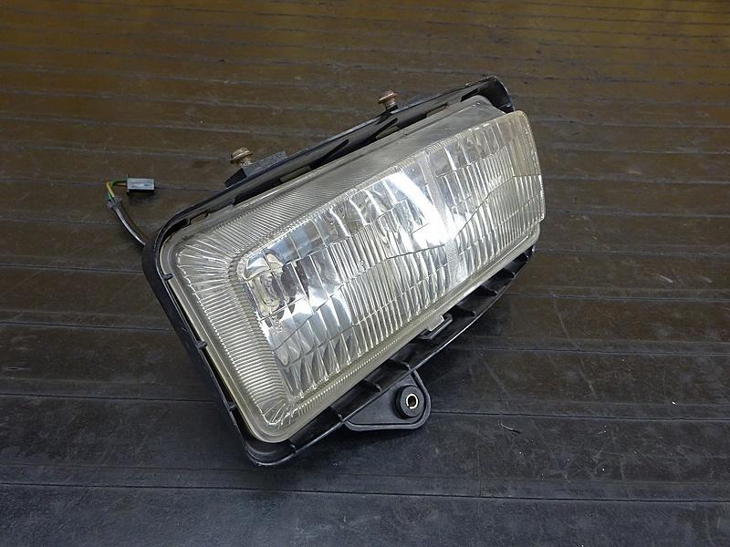 【200118】NSR250R SE(MC21-1073)■ ヘッドライト ヘッドライトケース ヘッドライトレンズ   中古バイクパーツ通販・買取 ジャンクヤード鳥取 JunkYard