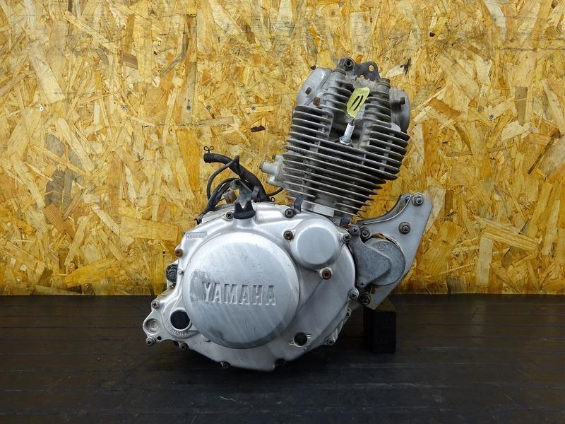 【200909】セロー225WE(4JG-164)■ 中古エンジン 始動確認後取り外し!! ジェネレーター 走行距離不明 ※検:SEROW 1KH DG08J | 中古バイクパーツ通販・買取 ジャンクヤード鳥取 JunkYard