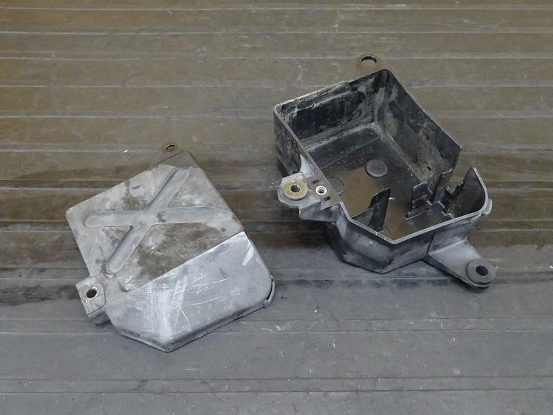【201226】FTR223(MC34-1002)■ バッテリーボックス バッテリーケース | 中古バイクパーツ通販・買取 ジャンクヤード鳥取 JunkYard