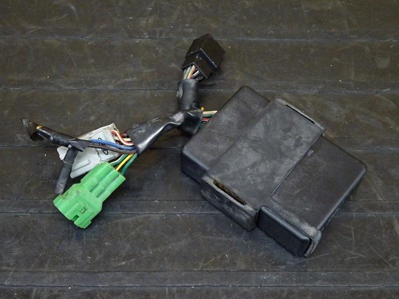 【201030】ドリーム50(AC15-1003)◇ 純正CDI イグナイター 【DREAM50 | 中古バイクパーツ通販・買取 ジャンクヤード鳥取 JunkYard