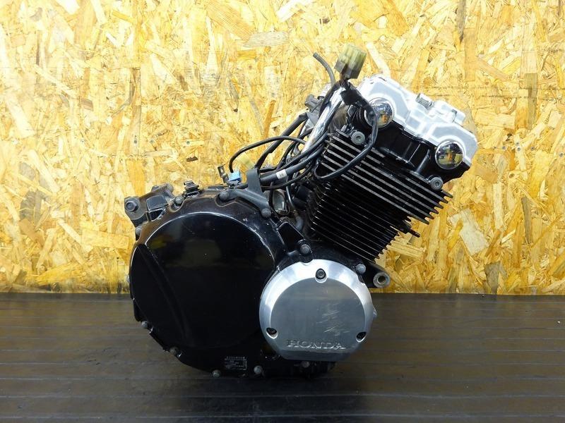 【210303】CB400SB(NC39-1206)■ 中古エンジン 始動確認OK!! ジェネレーター セルモーター 【スーパーボルドール CB400SF Vtec3 スペックⅢ | 中古バイクパーツ通販・買取 ジャンクヤード鳥取 JunkYard