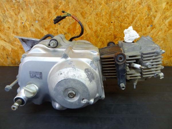 【150903】シャリー(CF50)◎エンジン 3速 6v ロータリー | 中古バイクパーツ通販・買取 ジャンクヤード鳥取 JunkYard