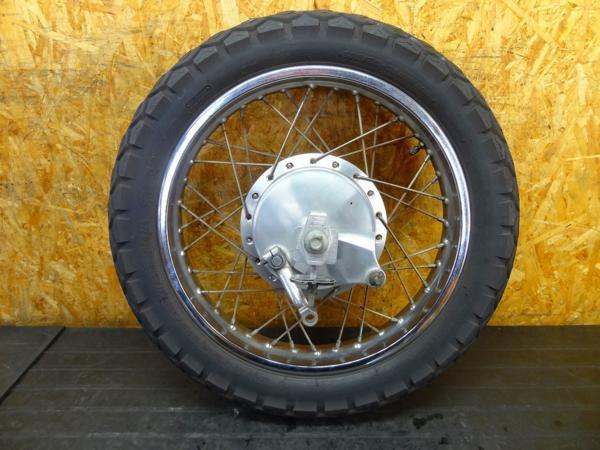 【160404】エストレア(BJ250A)◎リアホイール 【カスタム | 中古バイクパーツ通販・買取 ジャンクヤード鳥取 JunkYard