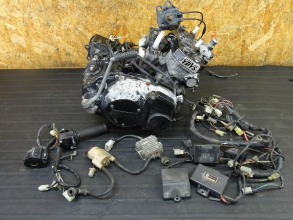 【160713】RZ250R(29L)◇RZ350R(29K)エンジン 載せ換え? 電装   中古バイクパーツ通販・買取 ジャンクヤード鳥取 JunkYard