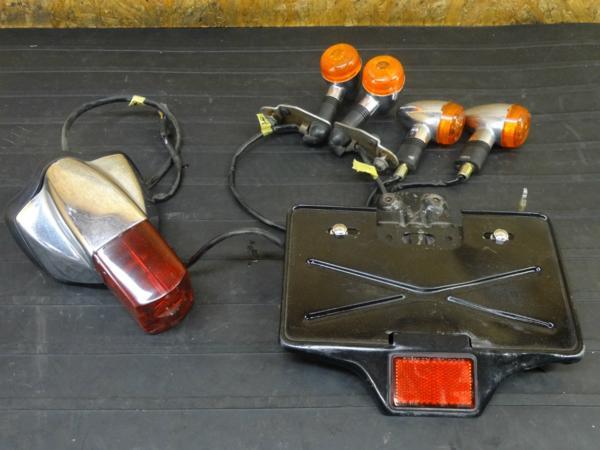 [160808]ビラーゴ250(3DM)◇テールランプ ウインカー ナンバー   中古バイクパーツ通販・買取 ジャンクヤード鳥取 JunkYard