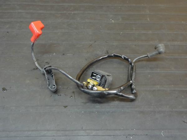 【160908】DトラッカーX(LX250V)◆スターターリレー スイッチ | 中古バイクパーツ通販・買取 ジャンクヤード鳥取 JunkYard