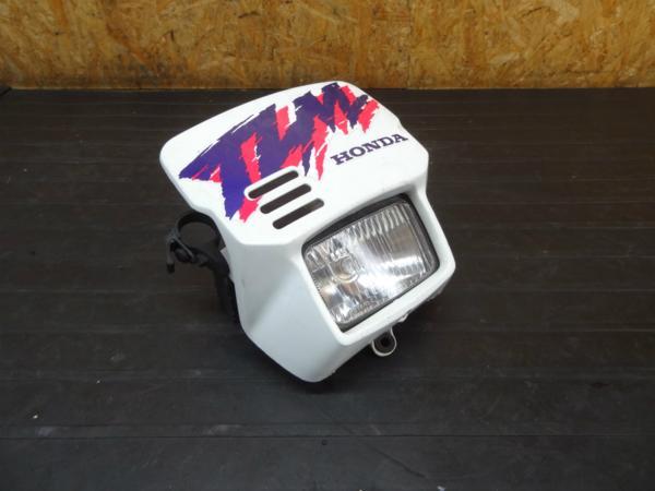 【170111】TLM220R(MD23)◆ライトカウル アッパー ヘッドライト | 中古バイクパーツ通販・買取 ジャンクヤード鳥取 JunkYard