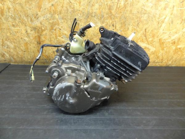 【170111】TLM220R(MD23)◆エンジン 始動OK オイルポンプ付 | 中古バイクパーツ通販・買取 ジャンクヤード鳥取 JunkYard