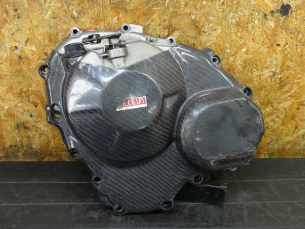 170413 Cbr600rr 05 Pc37 逆車 クラッチカバー エンジンカバー 右