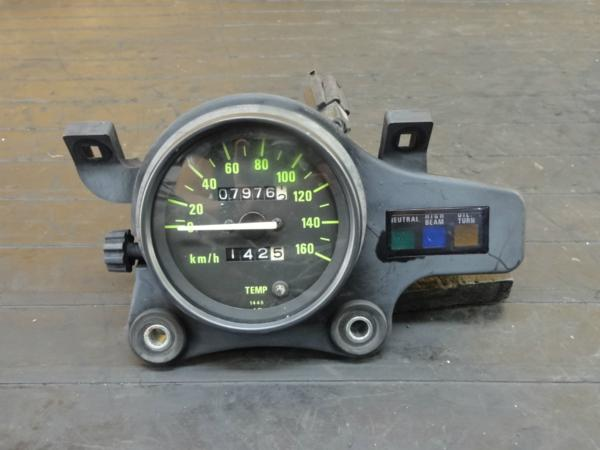 【170821】KDX200SR(DX200G)◆スピードメーター インジケーター 7,976km | 中古バイクパーツ通販・買取 ジャンクヤード鳥取 JunkYard