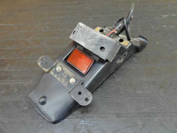 【170821】KDX200SR(DX200G)◆リアインナーフェンダー ナンバーステー | 中古バイクパーツ通販・買取 ジャンクヤード鳥取 JunkYard