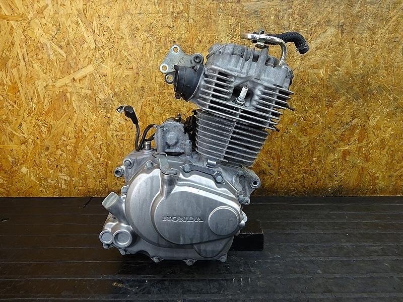 【181127.H】FTR223(MC34-1151)● エンジン クラッチ ミッション ギア 始動OK? 部品取りに?   中古バイクパーツ通販・買取 ジャンクヤード鳥取 JunkYard