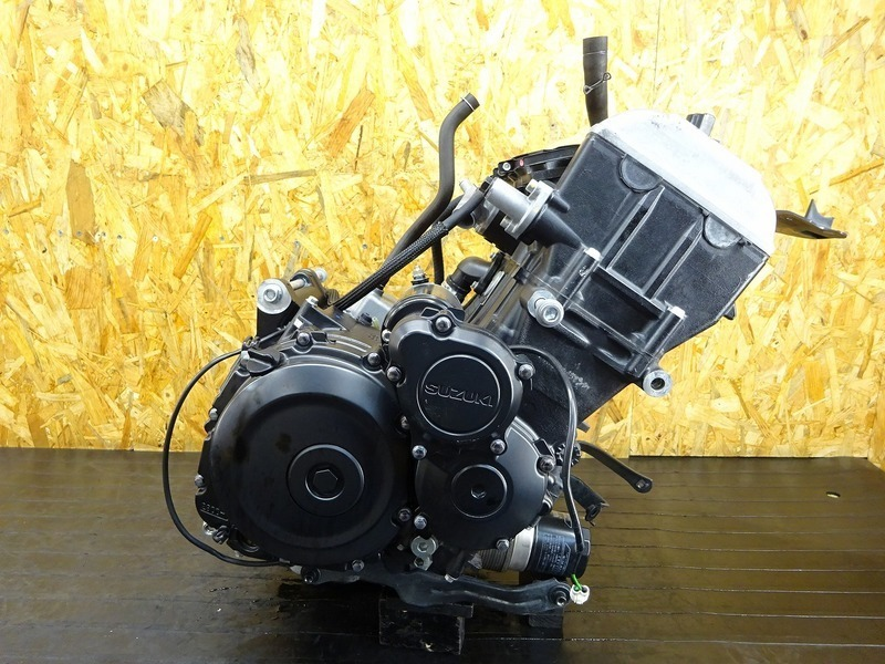 【200615】GSX-S1000 ABS '16◇ 中古エンジン 始動確認後取り外し!! セルモーター ジェネレーター 29696㎞ 【S1000F | 中古バイクパーツ通販・買取 ジャンクヤード鳥取 JunkYard