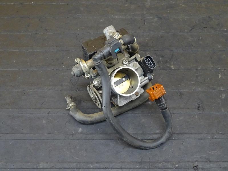 【200924】WR250X(DG15J-009)■ スロットルボディ インジェクター 【WR250R | 中古バイクパーツ通販・買取 ジャンクヤード鳥取 JunkYard