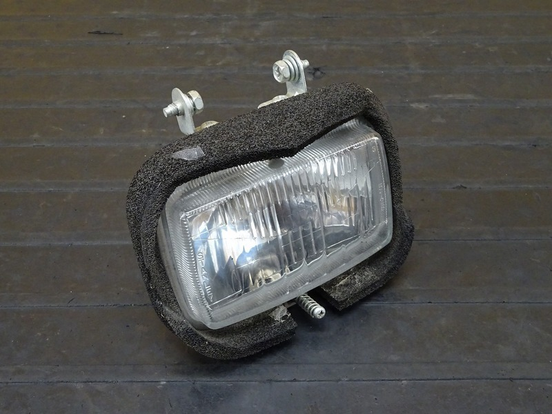 【201106】WR250X(DG15J-004)■ 純正ヘッドライト 【WR250R | 中古バイクパーツ通販・買取 ジャンクヤード鳥取 JunkYard