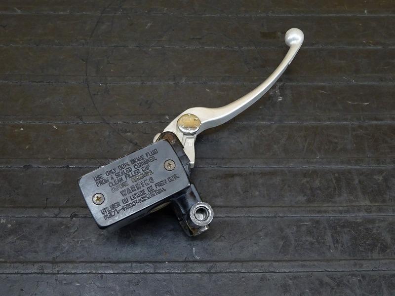 【210803】バンバン200(NH41A-103)◇ フロントブレーキマスターシリンダー Φ1/2   中古バイクパーツ通販・買取 ジャンクヤード鳥取 JunkYard