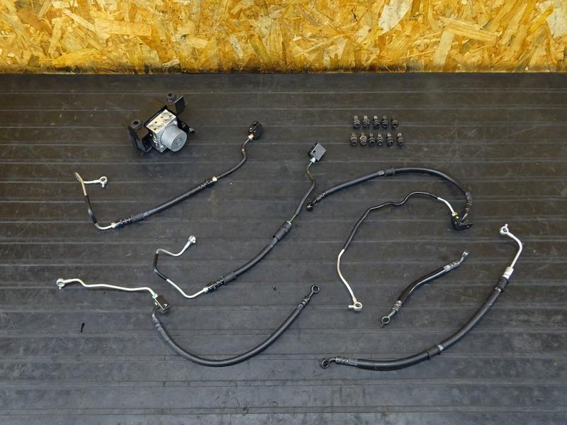 【210802】YZF-R3 ABS(RH13J-001)■ ABSユニット ブレーキホース バンジョーボルト 万丈ボルト ※検:YZF-R25 MT25 | 中古バイクパーツ通販・買取 ジャンクヤード鳥取 JunkYard