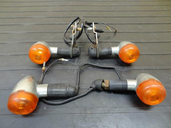 【140412】ビラーゴ250(3DM)◎純正ウィンカー4個ドラスタ?【後期   中古バイクパーツ通販・買取 ジャンクヤード鳥取 JunkYard