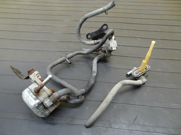 【140412】ビラーゴ250(3DM)◎ガソリンコック 不圧ポンプ | 中古バイクパーツ通販・買取 ジャンクヤード鳥取 JunkYard